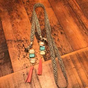 Jewelry - Unique Lariat Necklace